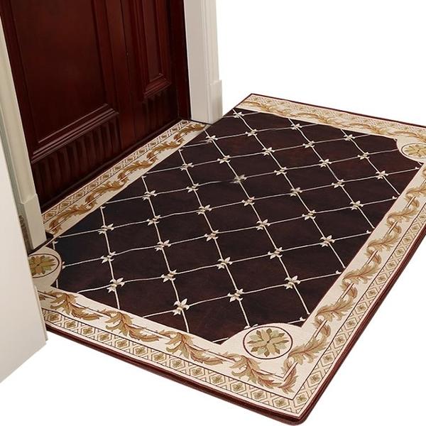 地墊進門浴室腳墊家用吸水防滑入戶門廳地毯大門口家用衛生間墊子 科炫數位