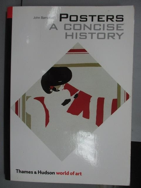 【書寶二手書T4/設計_OSK】Posters_A Concise History