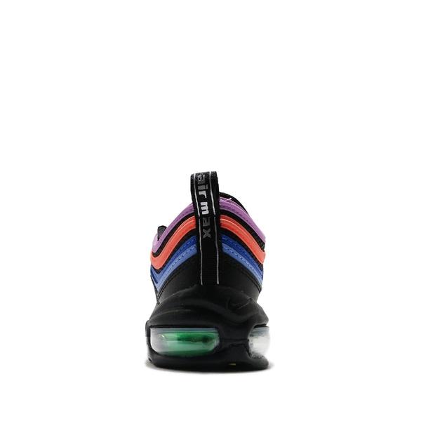 Nike 休閒鞋 Wmns Air Max 97 Black Multi 黑 彩色 女鞋 復古慢跑鞋 運動鞋【ACS】 CW6028-001