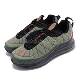 Nike 休閒鞋 MX-720-818 綠 黑 男鞋 合體鞋款 Air Max 運動鞋 【PUMP306】 CI3871-300