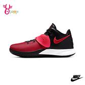 NIKE KYRIE FLYTRAP III EP 成人男款 運動鞋籃球鞋 P7205#黑紅◆OSOME奧森鞋業
