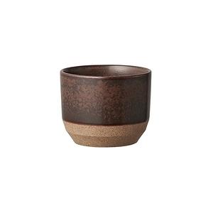 日本KINTO CERAMIC LAB茶杯180ml-共2色棕色
