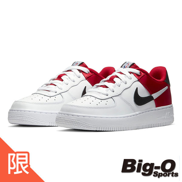 NIKE 耐吉AIR FORCE 1 LV8 1 (GS) 運動休閒鞋 童鞋 大童CK0502600