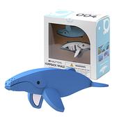 【Halftoys 哈福玩具】海洋系列 - HUMPBACK WHALE 座頭鯨 SF00416