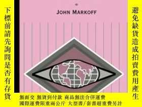 二手書博民逛書店Waves罕見Of DemocracyY364682 John Markoff Pine Forge Pres