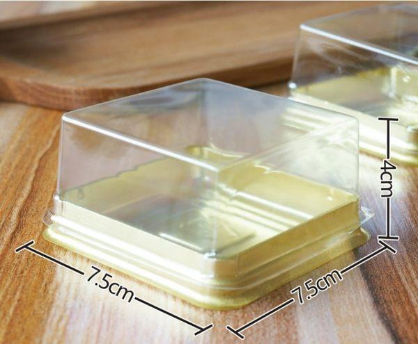 月餅吸塑盒  方形   適用100g月餅裝  20入售   想購了超級小物