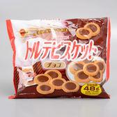 【北日本】香酥巧克力塔餅 237g(賞味期限:2018.12.04)