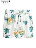 歌瑞爾新款時尚寬鬆舒適沙灘褲海邊度假青年男士游泳褲19043YC