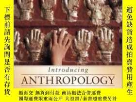 二手書博民逛書店Introducing罕見AnthropologyY255562 Park, Michael Mcgraw-h