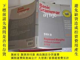 二手書博民逛書店Basic罕見Grammar in Use with answe