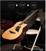 吉他 吉他初學者 學生用 41寸電箱男女生款卡瑪民謠吉他入門igo coco衣巷
