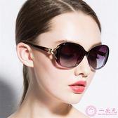 太陽鏡 墨鏡 太陽眼鏡  2019時尚新款狐貍頭女士明星款大框太陽眼鏡爆款
