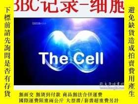 二手書博民逛書店BBC紀錄片罕見細胞 The Cell 3集 現代生物學基礎科教