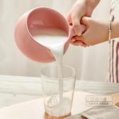 牛奶不粘鍋 陶瓷小奶鍋單柄不粘煮熱網紅牛奶兒童嬰兒寶寶輔食鍋家用迷你砂鍋-三山一舍