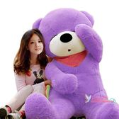 絨毛玩具 毛絨玩具熊公仔熊貓抱抱熊女生日禮物布娃娃大抱枕玩偶 多色T