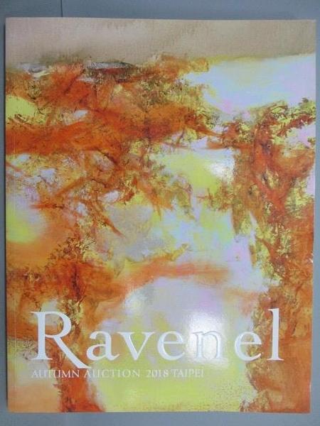 【書寶二手書T5/收藏_QFV】Ravenel_Modern and…Asian Art_2018/12/2