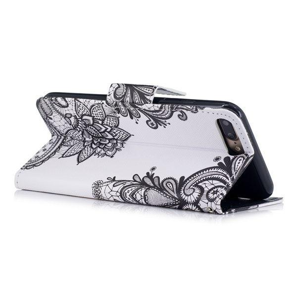 彩繪皮套 三星 A32 5G A52 A52s A51 A71 5G 蕾絲 貓咪 老鼠 動物 手機皮套 側翻插卡 保護套 軟殼