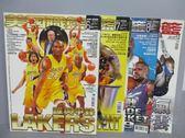 【書寶二手書T3/雜誌期刊_PND】美國職籃_98~104期間_共4本合售_誰與爭鋒Lakers等