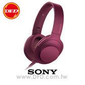迅速到貨 ❤ SONY MDR-100AAP (莓果紫) 線控 耳罩式耳機 支援 Hi-Res 音源 公司貨 內附原廠攜行袋