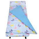 【LoveBBB】無毒幼教睡袋 符合美國標準 Wildkin 28113 蝴蝶花園 午睡墊(3-7) 安親班/兒童睡袋
