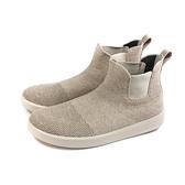 inooknit 切爾西短靴 米色 編織 女鞋 IK-AI4FW0802-202 no018