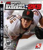 PS3 職棒大聯盟 2K9(美版代購)