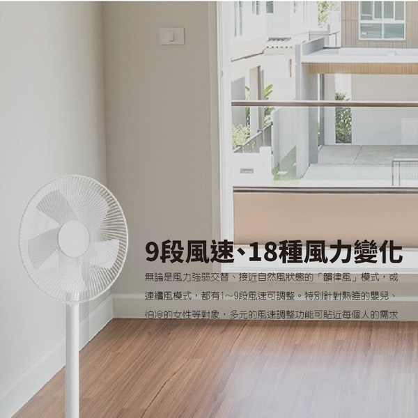 【日本正負零±0】XQS-Y620直流12吋DC電扇 經銷商 公司貨