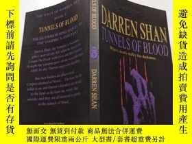 二手書博民逛書店Tunnels罕見of Blood: 血脈隧道Y212829
