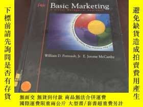 二手書博民逛書店Basic罕見Marketing a Global-Manage