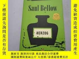 二手書博民逛書店SAUL罕見BELLOW HERZOGY215746 如圖 如圖