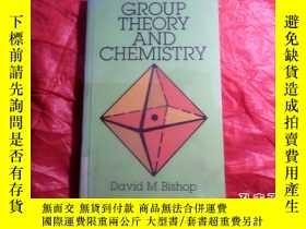 二手書博民逛書店【香港理工大學館藏】Group罕見Theory and Chem