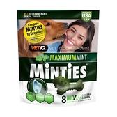 【MiNTiES猛特斯】清新低脂潔牙骨M/L 6.4oz(8入) VM-21