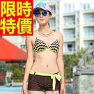 泳衣(兩件式)-比基尼-音樂祭泡湯玩水必備泳裝精選甜美女神3色56j35【時尚巴黎】