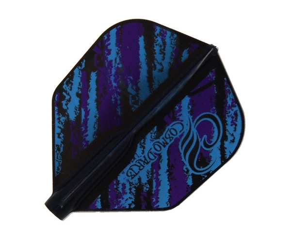 【Fit Flight AIR】Design Contest Purple & Blue Pattern Shape 鏢翼 DARTS