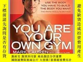 二手書博民逛書店You罕見Are Your Own Gym 無器械健身Y2106