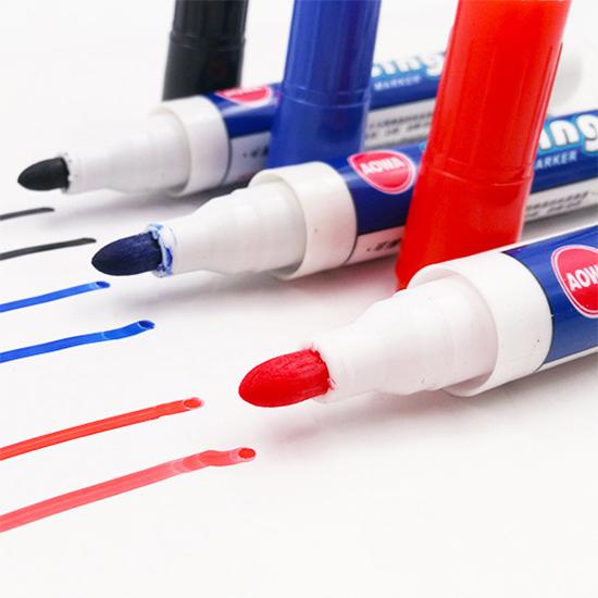白板筆 水性筆 奇異筆 壁貼 可擦拭 可擦寫 白板 紙張 玻璃 辦公 文具 水性白板筆【H042】慢思行