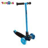 玩具反斗城 YVOLUTION 發光平衡滑板車-入門款 藍