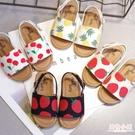 2020夏季新款時尚韓版網紅草莓公主寶寶兒童軟底防滑運動女童涼鞋 中秋降價