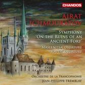 【停看聽音響唱片】【CD】伊奇莫拉托夫:(廢墟上的古堡)交響曲 特倫布利 指揮