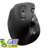 [東京直購] ELECOM M-XT4DRBK 左手/左撇子 無線軌跡球 滑鼠 (logitech可參考) Windows 10/Mac OS