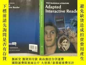 二手書博民逛書店Adapted罕見interactive Reader 12Y332659