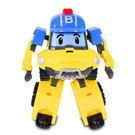 【鯊玩具Toy Shark】救援小英雄波力POLI  4吋變形巴奇