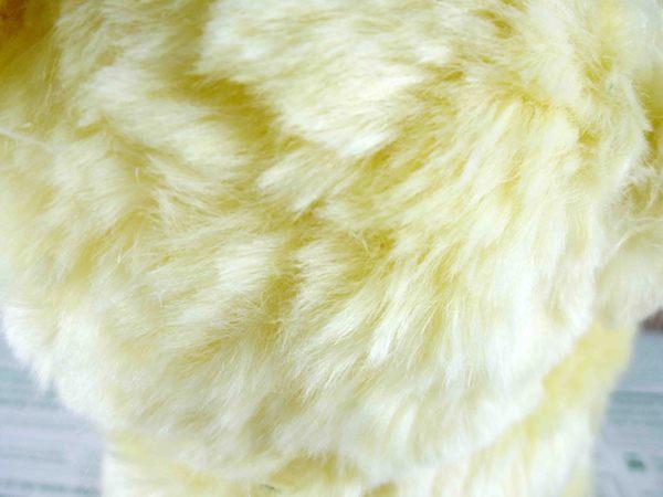 【震撼精品百貨】日本日式精品_熊_Bear~絨毛玩偶-抱花黃
