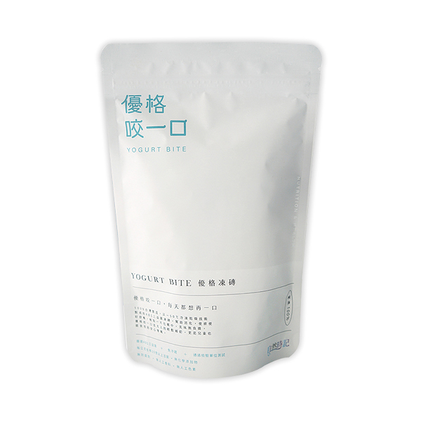 Yogurt bite 優格咬一口-優格凍磚(2袋)