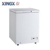 *~新家電錧~*【星星XINGX XF-102JA】93L臥室冷凍櫃【實體店面】