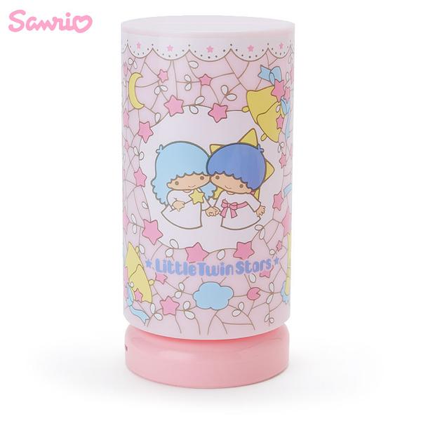 日本限定 三麗鷗  雙子星KIKI & LALA 2WAY 夜燈  (My Sanrio Times)  (USB或電池充電皆宜喔!)