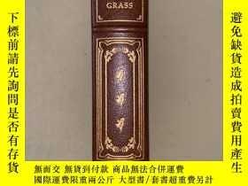 二手書博民逛書店Franklin罕見library真皮限量本:Leaves of Grass 惠特曼詩集 《草葉集》Y2852