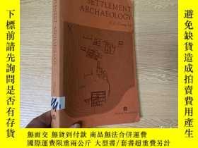 二手書博民逛書店Settlement罕見Archaeology 張光直 編《聚落考古學》英文原版,1968年老版書Y9461
