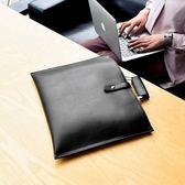 包包女2018新款手提商務包A4平板電腦包大容量韓版公文包職業女包
