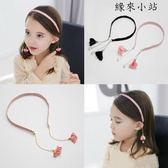 兒童發飾假耳環珍珠發箍